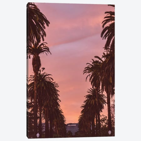 Hollywood Canvas Print #BTY42} by Bethany Young Canvas Wall Art