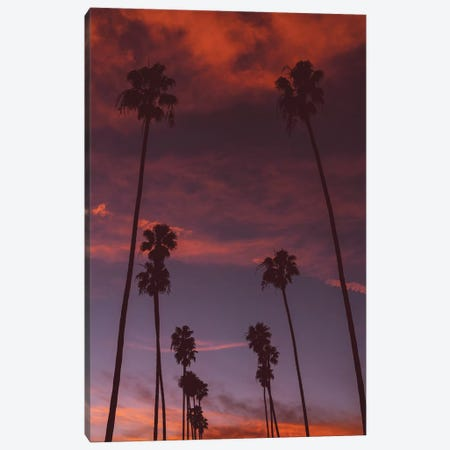 LA Sunset III Canvas Print #BTY51} by Bethany Young Canvas Art Print