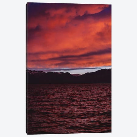 Lake Tahoe Sunset II Canvas Print #BTY53} by Bethany Young Canvas Print