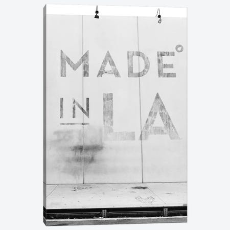 Made in LA Canvas Print #BTY56} by Bethany Young Canvas Wall Art