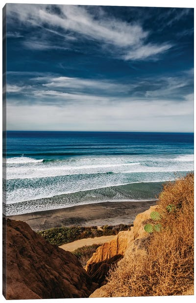 Torrey Pines San Diego II Canvas Art Print