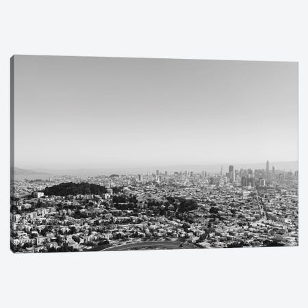 San Francisco View Canvas Print #BTY598} by Bethany Young Canvas Art Print