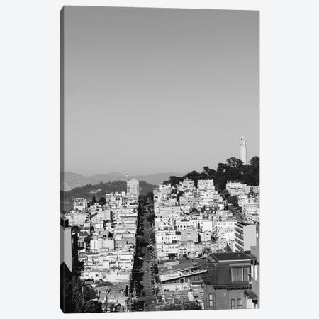 San Francisco XVII Canvas Print #BTY604} by Bethany Young Canvas Art
