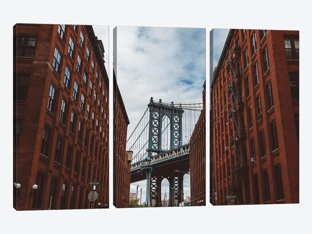 New York Love II by Bethany Young 3-piece Art Print