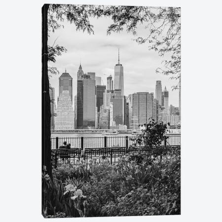 New York Lovers II Canvas Print #BTY61} by Bethany Young Canvas Artwork