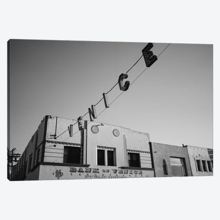 Venice Beach California IV Canvas Print #BTY620} by Bethany Young Art Print