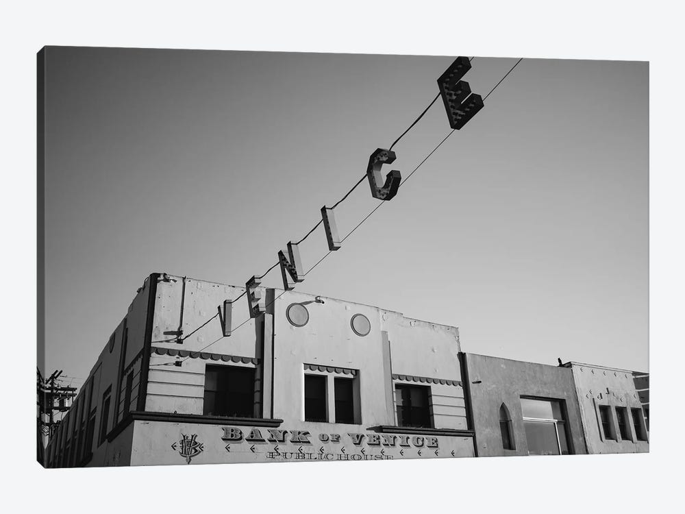 Venice Beach California IV by Bethany Young 1-piece Canvas Artwork
