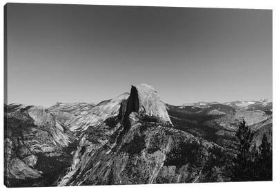 Glacier Point, Yosemite National Park VI Canvas Art Print
