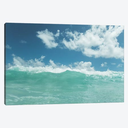 Hawaii Water VI Canvas Print #BTY698} by Bethany Young Canvas Art