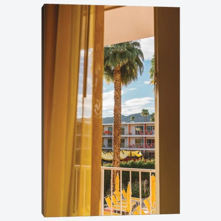 Palm Springs Dreams Canvas Print #BTY69} by Bethany Young Canvas Art