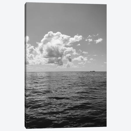 Monochrome Ocean View II 3-Piece Canvas #BTY721} by Bethany Young Canvas Art