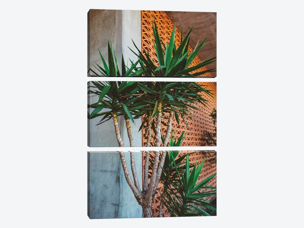Hello, Goodbye by Bethany Young 3-piece Canvas Artwork