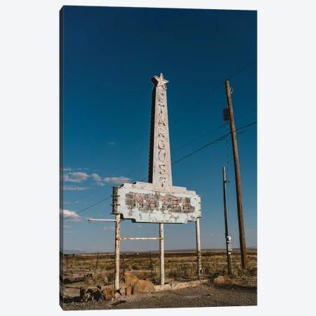 Marfa Stardust Canvas Print #BTY763} by Bethany Young Canvas Art