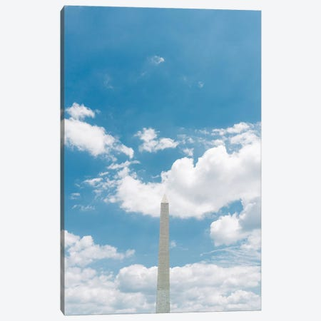 Washington Monument Canvas Print #BTY769} by Bethany Young Canvas Wall Art