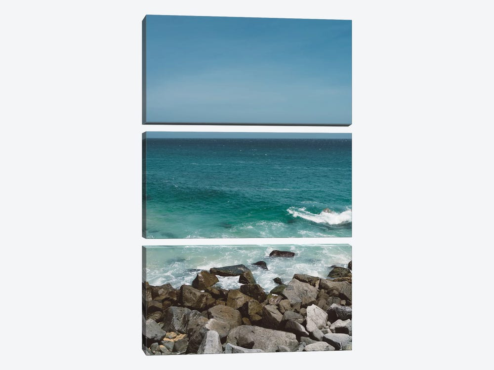 Pedregal, Mexico III by Bethany Young 3-piece Canvas Art