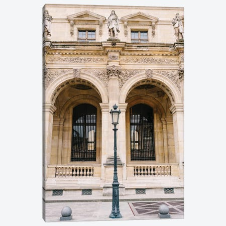 Louvre V Canvas Print #BTY780} by Bethany Young Canvas Art