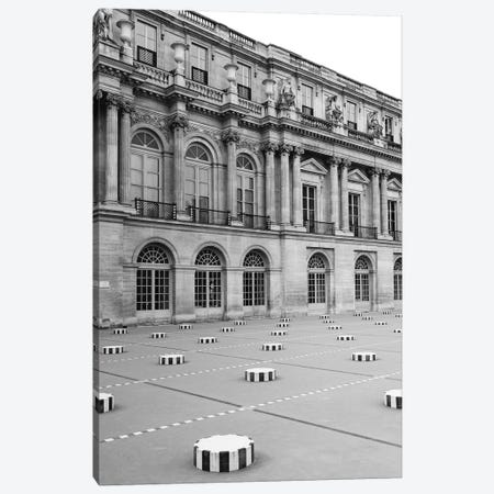 Palais Royal V 3-Piece Canvas #BTY793} by Bethany Young Art Print