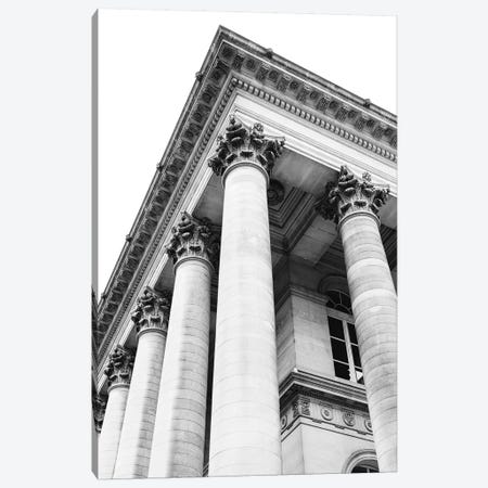 Paris Architecture VIII Canvas Print #BTY802} by Bethany Young Canvas Print