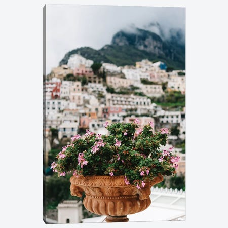 Rainy Positano V Canvas Print #BTY80} by Bethany Young Canvas Art
