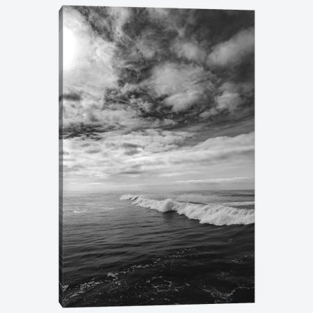 Monochrome San Diego Canvas Print #BTY883} by Bethany Young Art Print