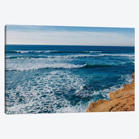 Sunset Cliffs San Diego III Canvas Print #BTY888} by Bethany Young Canvas Print