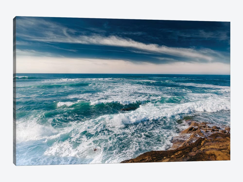 Sunset Cliffs San Diego II by Bethany Young 1-piece Art Print