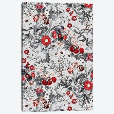 Exotic Garden XVII Canvas Print #BUR122} by Burcu Korkmazyurek Canvas Print
