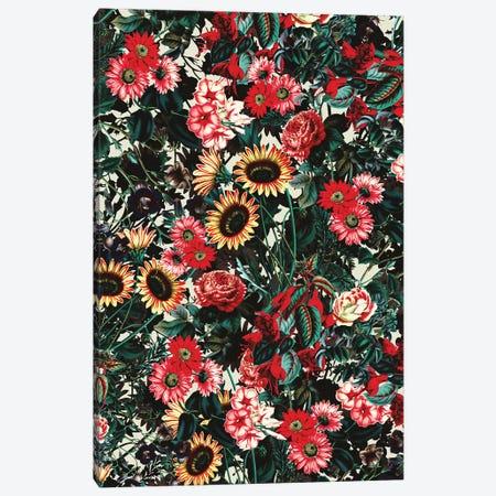 Flower Garden II Canvas Print #BUR136} by Burcu Korkmazyurek Canvas Print