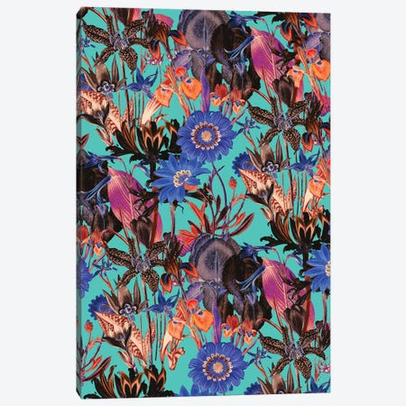 Spring-Summer Canvas Print #BUR158} by Burcu Korkmazyurek Canvas Art