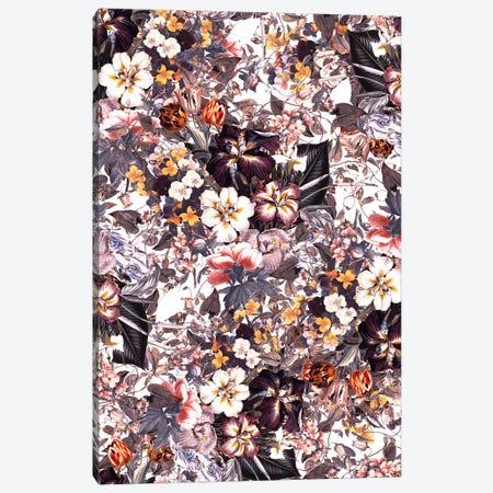 Summer Botanical Garden XIII Canvas Print #BUR165} by Burcu Korkmazyurek Canvas Art
