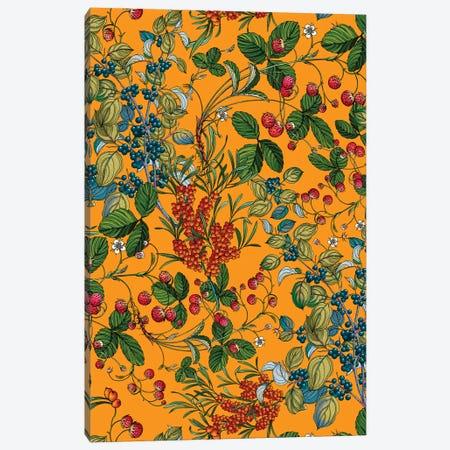 Vintage Garden VII Canvas Print #BUR171} by Burcu Korkmazyurek Canvas Art