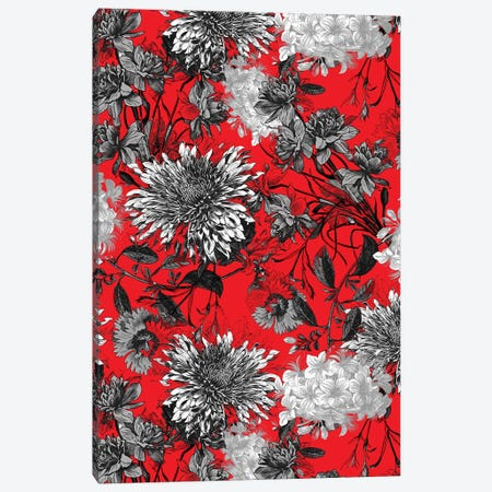 Vintage Garden VIII Canvas Print #BUR172} by Burcu Korkmazyurek Canvas Art