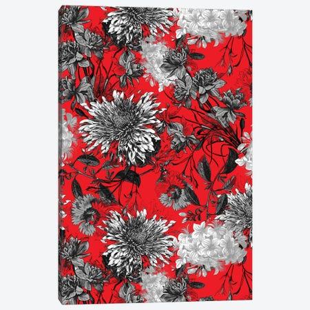 Vintage Garden VIII Canvas Print #BUR172} by Burcu Korkmazyurek Canvas Art