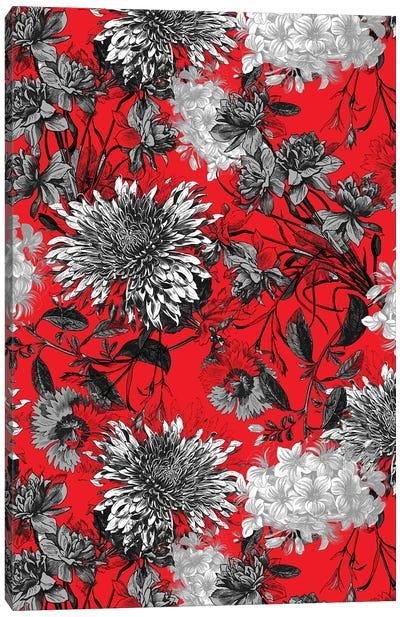 Vintage Garden VIII Canvas Art Print