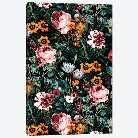 Big Flower IV Canvas Print #BUR174} by Burcu Korkmazyurek Canvas Art Print