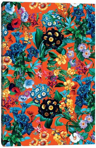 Romantic Garden VII Canvas Art Print