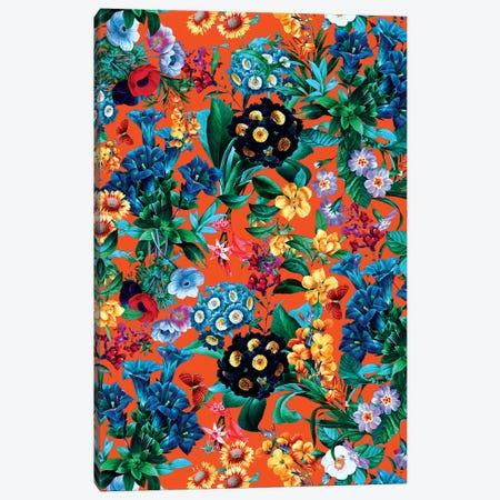 Romantic Garden VII Canvas Print #BUR188} by Burcu Korkmazyurek Canvas Art Print