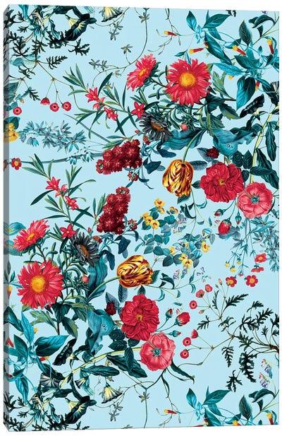 Summer Garden III Canvas Art Print