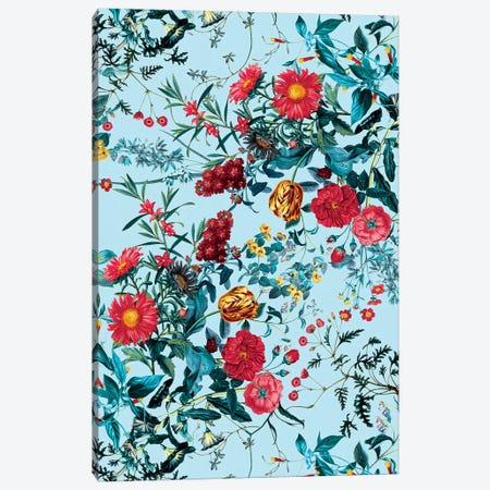 Summer Garden III Canvas Print #BUR192} by Burcu Korkmazyurek Canvas Artwork