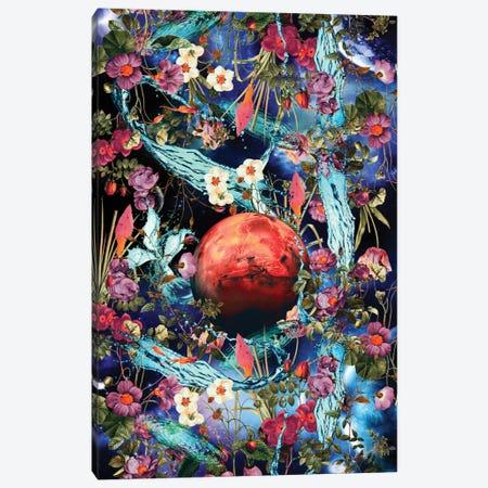 Mars Canvas Print #BUR25} by Burcu Korkmazyurek Art Print