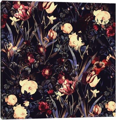 Night Forest VI Canvas Art Print