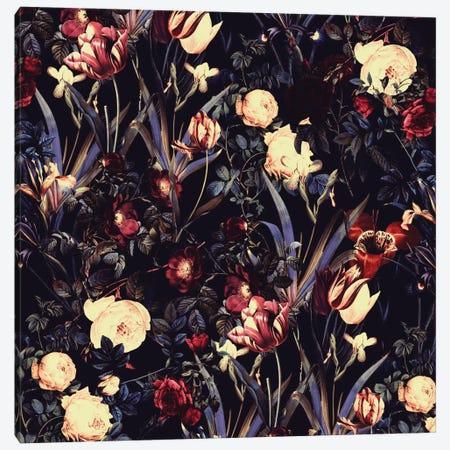Night Forest VI Canvas Print #BUR31} by Burcu Korkmazyurek Canvas Art Print