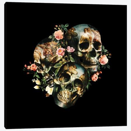 Skull & Venus Canvas Print #BUR33} by Burcu Korkmazyurek Canvas Art Print