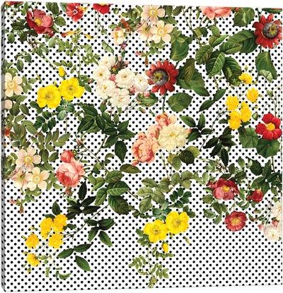Botanical Geo Canvas Print #BUR3
