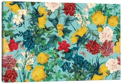 Summer Botanical III Canvas Art Print