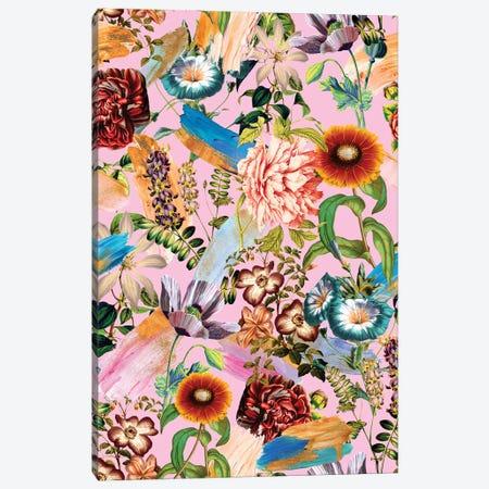 Summer Botanical IX Canvas Print #BUR47} by Burcu Korkmazyurek Canvas Art Print
