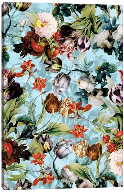Summer Botanical VI Canvas Art Print