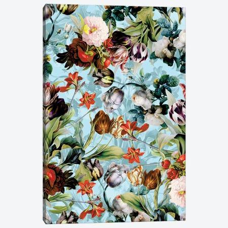 Summer Botanical VI Canvas Print #BUR48} by Burcu Korkmazyurek Canvas Art