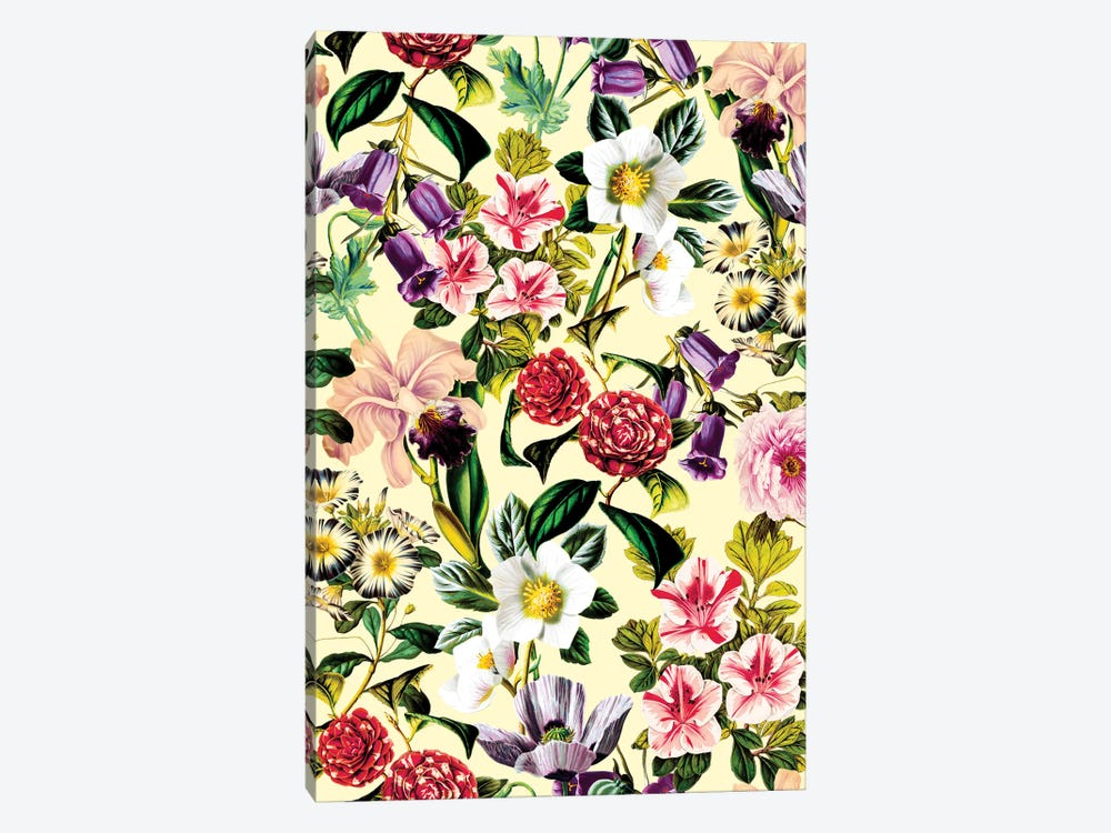 Summer Botanical X 1-piece Art Print
