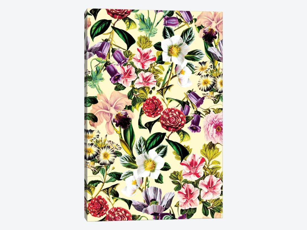 Summer Botanical X by Burcu Korkmazyurek 1-piece Art Print